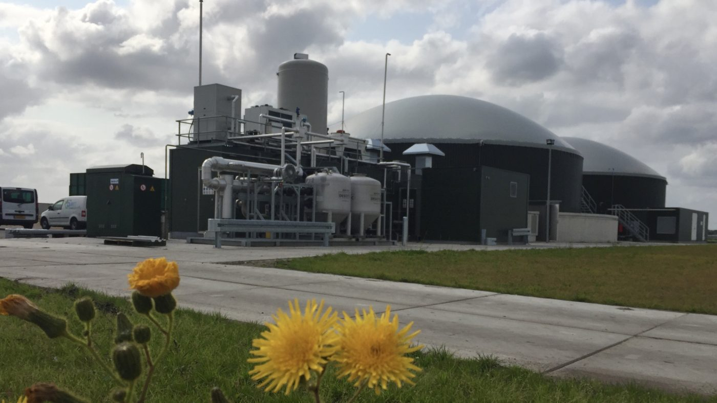 World Biogas Association's Study Tour to the Netherlands - Acceleratio